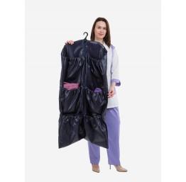 Чехол для одежды с карманами