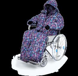 Мешок для инвалидов-колясочников