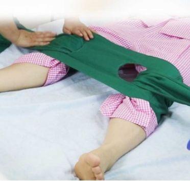 Ремень-ограничитель для ног. Изображение №1