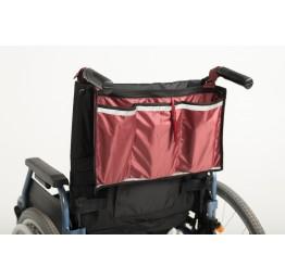 Навесная сумка для инвалидного кресла