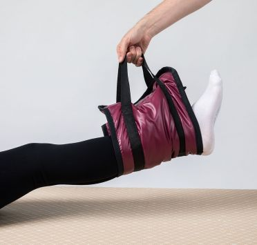 Ремень для перемещения ног СДУ. Изображение №1