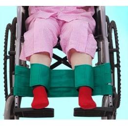 Фиксатор ног к инвалидной коляске