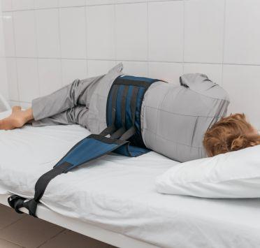 Пояс от падения с кровати, тк. Рип-стоп S 65-85 cм, М 80-105 cм, L 100-125 cм. Изображение №1
