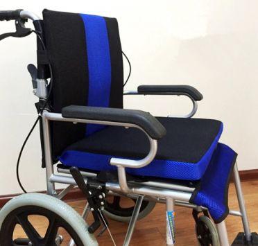 Складная подушка для инвалидного кресла. Изображение №1