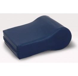 Подушка-валик под голову, тк. Интерлок ПВХ 350х245х150-90 мм