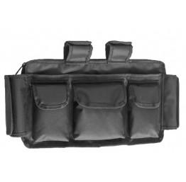 Навесная сумка для инвалидного кресла объёмная