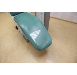 Чехол защитный для стоматологического кресла на резинке