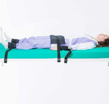 Комплект ремней для фиксации конечностей. Изображение №1