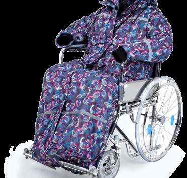 Мешок для инвалидов-колясочников. Изображение №1