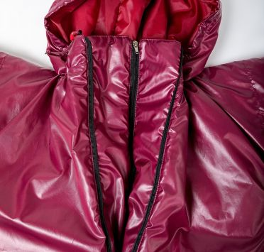 Мешок утеплённый с капюшоном. Изображение №1