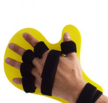 Пластина для фиксации пальцев. Изображение №1