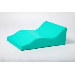 Подушка клиновидная фигурная, тк. Биэластик 650х500х230-50 мм