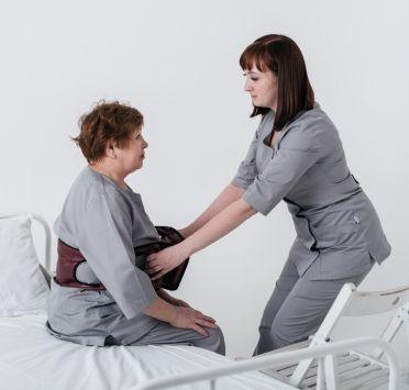 Пояс для перемещения пациентов универсальный. Изображение №1