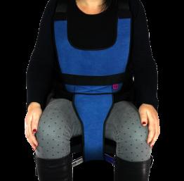 Фиксирующий жилет для инвалидного кресла