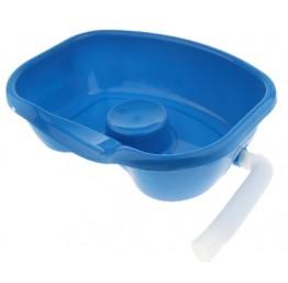 Ванна переносная пластиковая для мытья головы