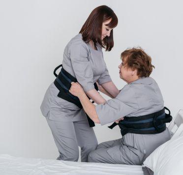 Пояс для перемещения пациентов, тк. Оксфорд. Размер S M L XL. Изображение №1