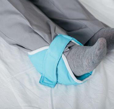 Подушка противопролежневая под локоть/под пятку. Изображение №1