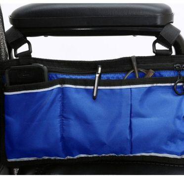 Навесная сумка для инвалидного кресла. Изображение №1