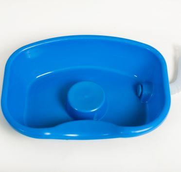 Ванна переносная пластиковая для мытья головы. Изображение №1